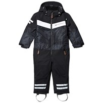 Lindberg Atlas Snowsuit Black Black