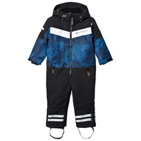 Lindberg Atlas Snowsuit Navy Navy