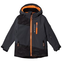 Lindberg Brighton Jacket Anthracite Anthracite
