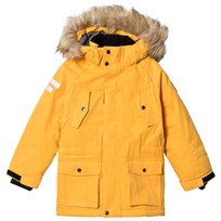 Lindberg Svalbard Parka Old Yellow Old Yellow