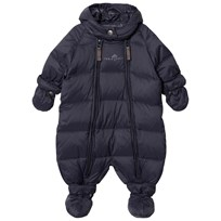 Ver de Terre Featherlight Baby Wintersuit Navy Navy
