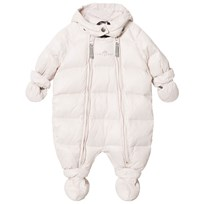 Ver de Terre Featherlight Baby Wintersuit Rose Powder Rose Powder