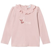 Hust&Claire T-Shirt L/S Dusty Rose Dusty Rose