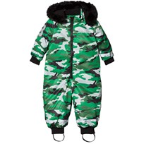 The BRAND Coverall Light Camo With Black Fur Light Camo With Black Fur