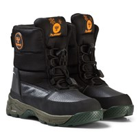 Hummel Snow Boot Low Jr Black Black