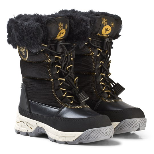 Hummel Snow Boot Jr Black Black
