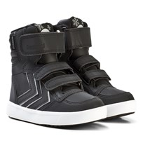 Hummel Stadil Super Reflective Boot Black Black