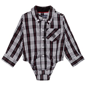 Image of Andy & Evan Black/White Holiday Shirtzie 18-24 months (2756998723)