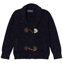 Andy & Evan Navy White Slub Toggle Cardigan NVC NVC
