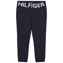 Tommy Hilfiger Navy Branded Waistband Sweat Pants 431