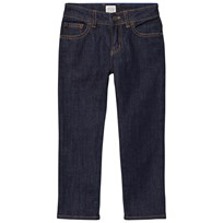 Armani Junior Indigo Raw Denim Regular Fit Jeans 1500
