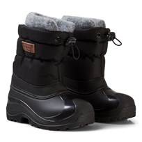 Reima Ivalo Winter Boots Black Black