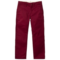 Gap Lived In Chino Red Delicious