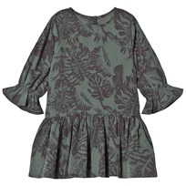 How To Kiss A Frog Margot Dress Leaf Leaf