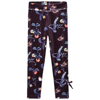 How To Kiss A Frog Slim Leggings Velvet Bloom Velvet Bloom