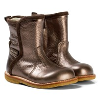 Angulus Bronze Waterproof Boots with Merino Lining 1541 - 2613