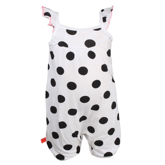 Molo Fallon White Polka dots White