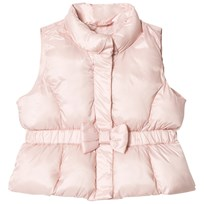 GAP Bow Vest Pink Champagne PINK CHAMPAGNE