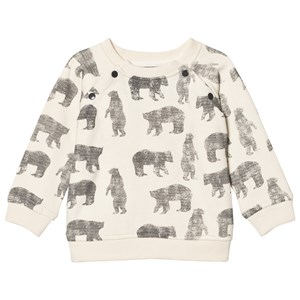 Image of The Little Tailor Cream Bear Baby Sweater 3 months (2743706377)