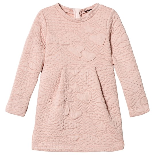 IKKS Pink Quilted Dress 77