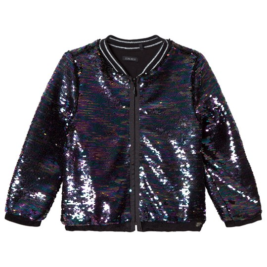 IKKS Multi Sequin Bomber Jacket 02