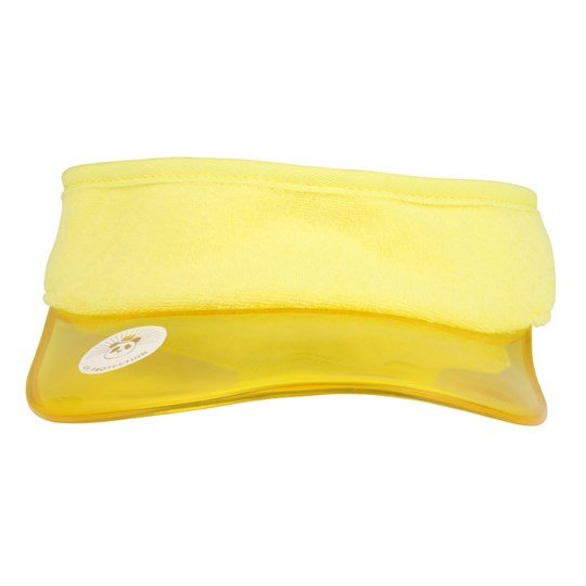 Mini Rodini Terry Cap Yellow  Yellow