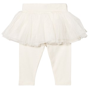 Image of GAP Tulle Skirt Legging Duo Ivory Frost 6-12 mdr (2743813167)