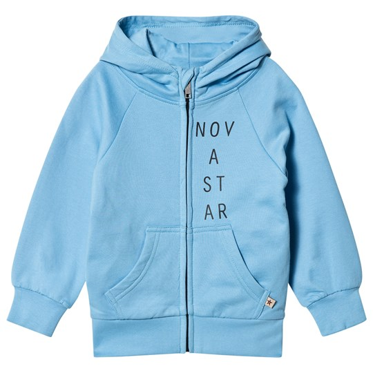 Nova Star Hood Sweatshirt Light Blue Lightblue