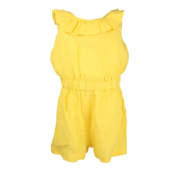 Mini Rodini Frill Summersuit Yellow  Yellow