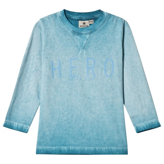 Nova Star T Long Sleeve Hero Jade Petrol