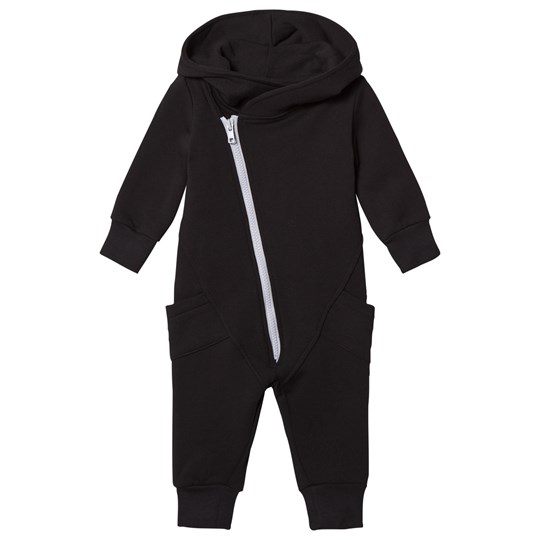 Gugguu College Jumpsuit Black/Dabble Grey Black/Dabble Gray