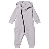 Gugguu College Jumpsuit Dabble Grey/Black Dabble Gray/Black