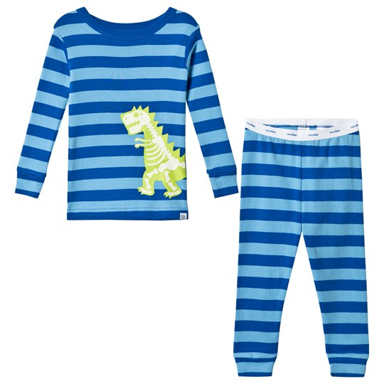 GAP Dino Glow in the Dark Sleep Set BLUE STREAK