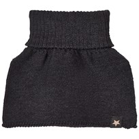 Huttelihut Neck Warmer Dark Grey D.grey