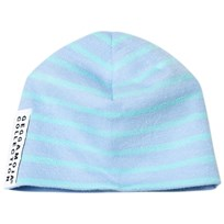 Geggamoja Premature Baby Hat Light Blue/Turquoise L.blue/turquoise
