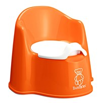 Babybjörn Potty Chair Orange Multi