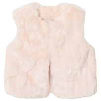 The Little Tailor Pink Baby Girls Gilet Pink