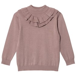Petit by Sofie Schnoor Knit Sweater Faded Purple