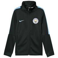 Manchester City FC Manchester City FC Junior Authentic Jacket OUTDOOR GREEN/FIELD BLUE/FIELD BLUE