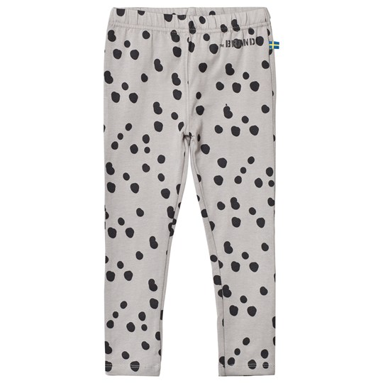The BRAND Leggings Grey Dot Grey Dot
