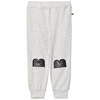 The BRAND Baby Face B-Moji Pants Grey Grey Mel With B-Moji
