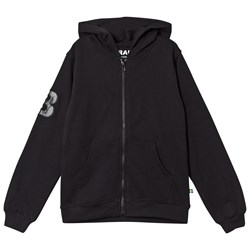 The BRAND City Hoodie Black
