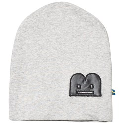 The BRAND B-Moji Hatt Grey Melange