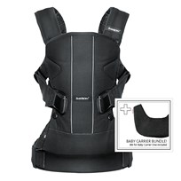 Babybjörn Baby Carrier One Black Black