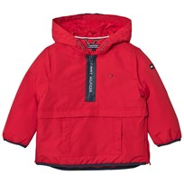 Tommy Hilfiger Red Branded Anorak 697