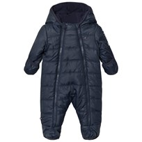 Tommy Hilfiger Navy Baby Ski Suit Coverall 002