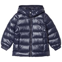 Ralph Lauren Blue Down Hooded Jacket 003