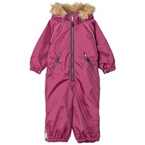Ticket to heaven Snowsuit with Detachable Hood Amaranth Amaranth