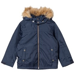 Ticket to heaven Jacket Mack with Detachable Hood Total Eclipse