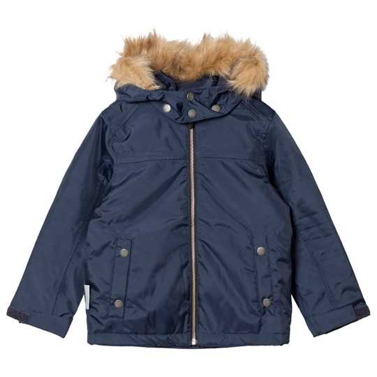 Ticket to heaven Jacket Mack with Detachable Hood Total Eclipse Total Eclipse